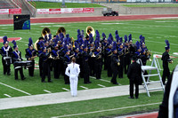 SSHS Golden Armadillo Marching Band